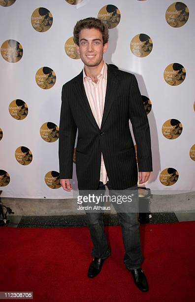 Adam Taki during Molly Sims 4th Annual Night with the Friends of El Faro at The Music Box Henry Fonda Theatre in Hollywood California United States