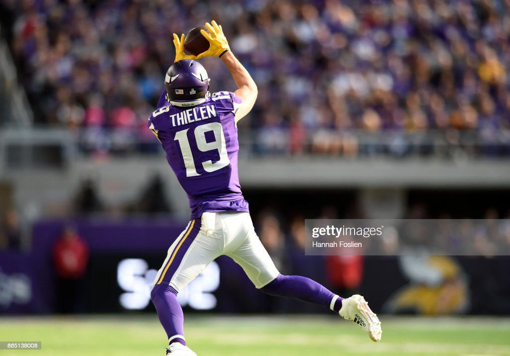 Baltimore Ravens v Minnesota Vikings : News Photo