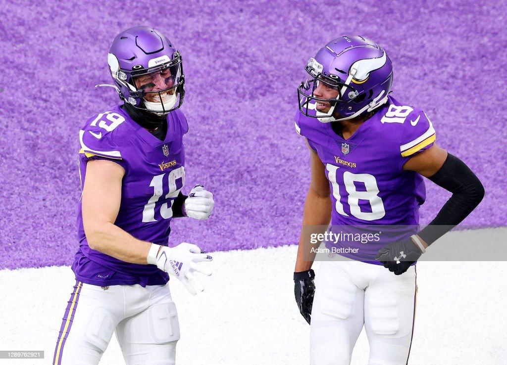 Jacksonville Jaguars v Minnesota Vikings : News Photo