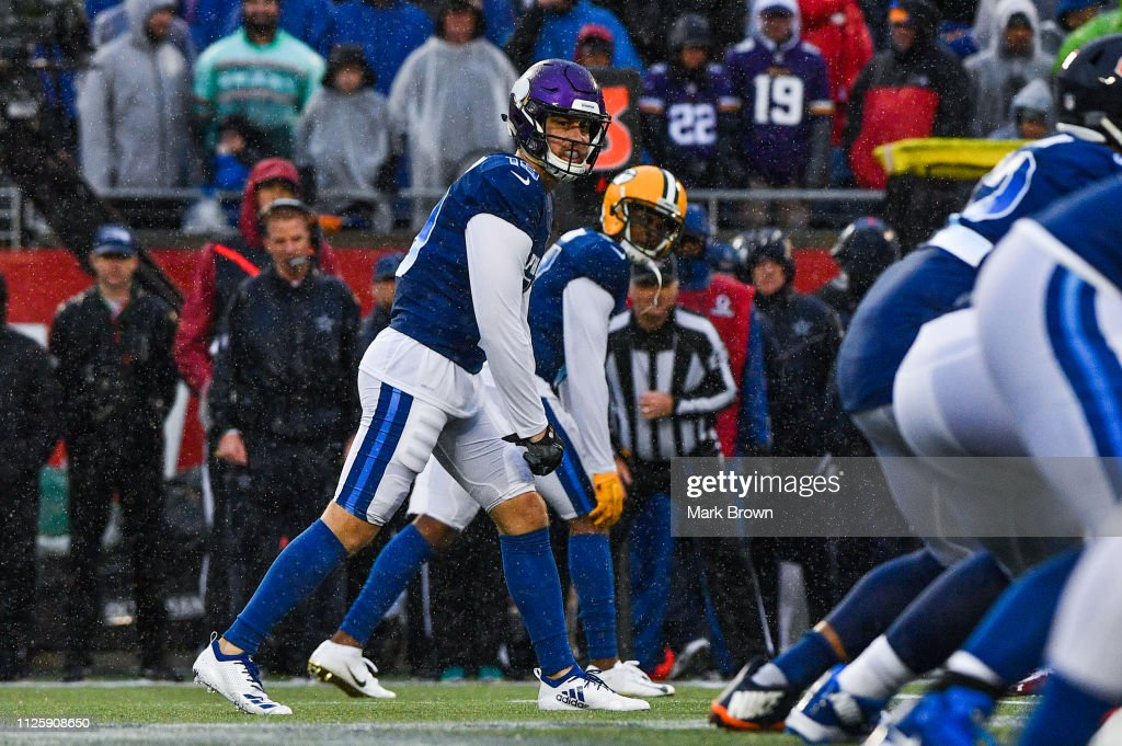 super popular 77c79 ecaf9 Adam Thielen of the Minnesota Vikings in action during the ...