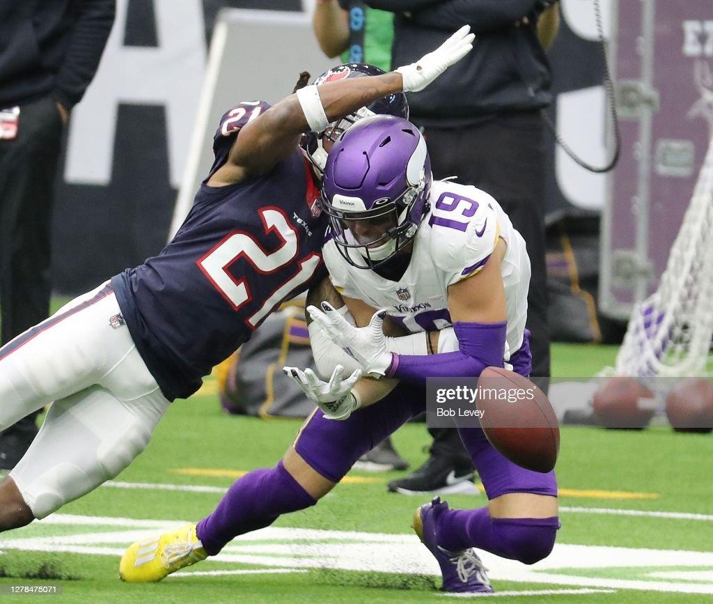 Minnesota Vikings v Houston Texans : News Photo