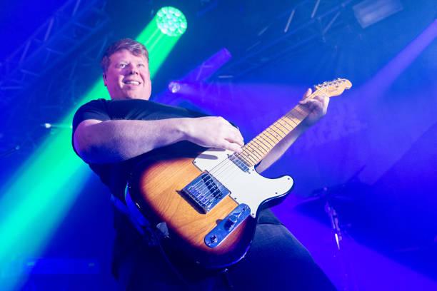 GBR: We Were Promised Jetpacks Perform At The Liquid Room, Edinburgh