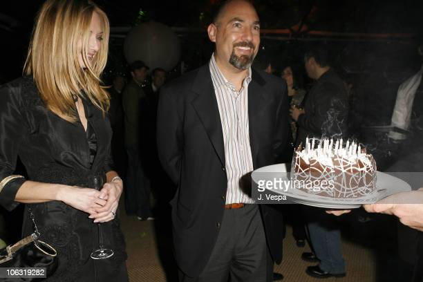 Adam Venit during Endeavor 2006 PreOscar Party in Los Angeles California United States