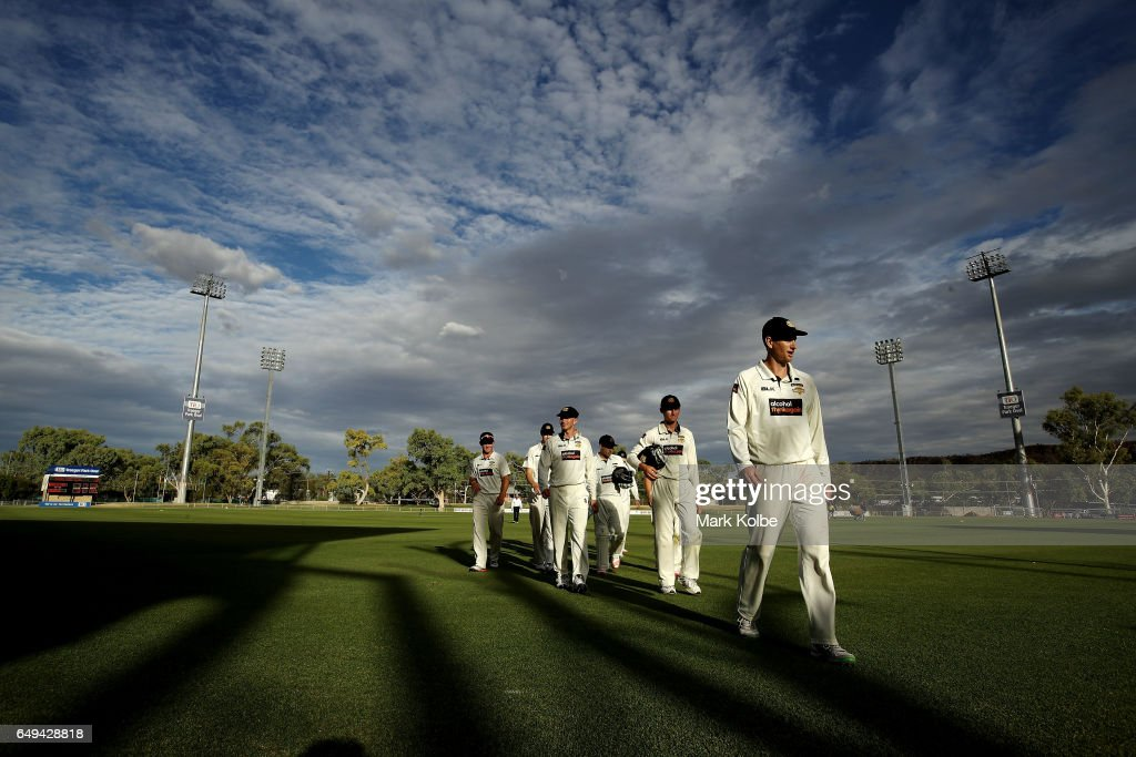Sheffield Shield - VIC v WA