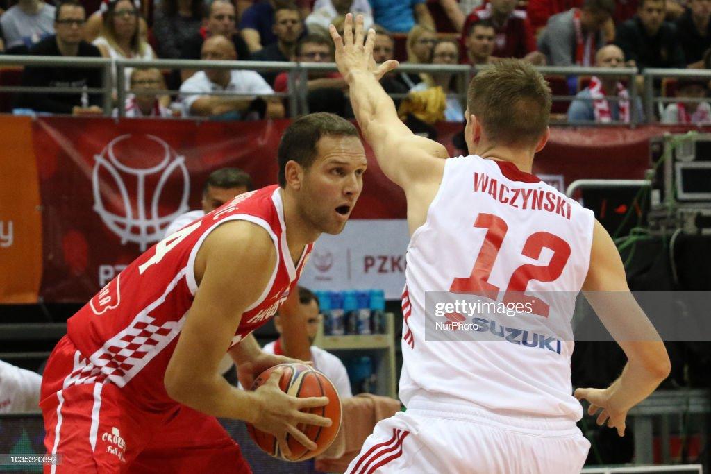 Poland v Croatia - FIBA Basketball World Cup 2019 - Qualify
