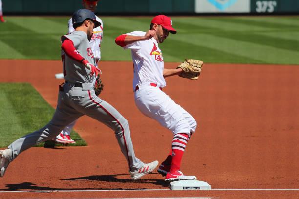 MO: Washington Nationals v St Louis Cardinals