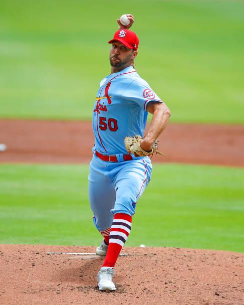 GA: St Louis Cardinals v Atlanta Braves - Game One