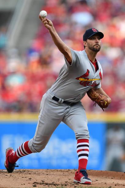 OH: St Louis Cardinals  v Cincinnati Reds