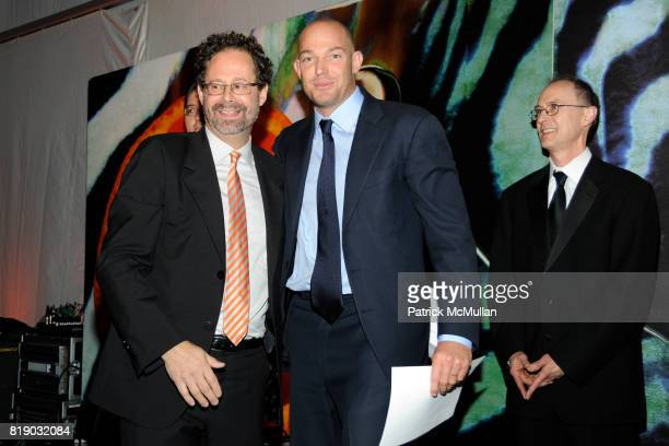 Adam Weinberg and Alex von Furstenberg attend Whitney Museum American Art Awards Gala at DVF Studios 820 Washington St on May 6 2010 in New York City