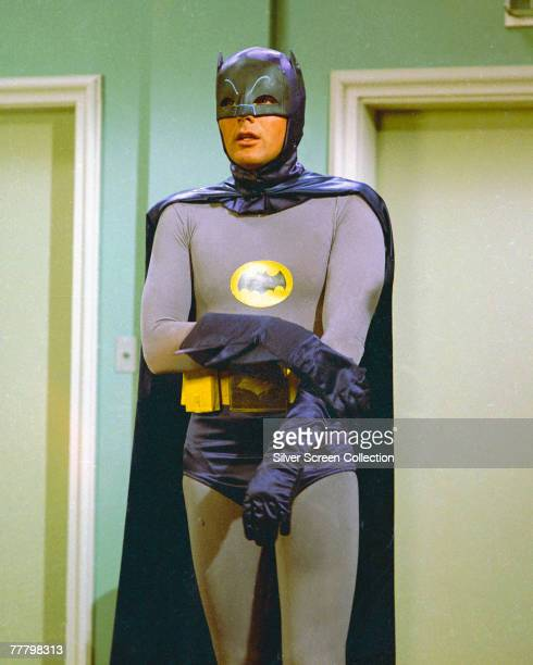 Adam West as Bruce Wayne/Batman in the movie 'Batman' 1966