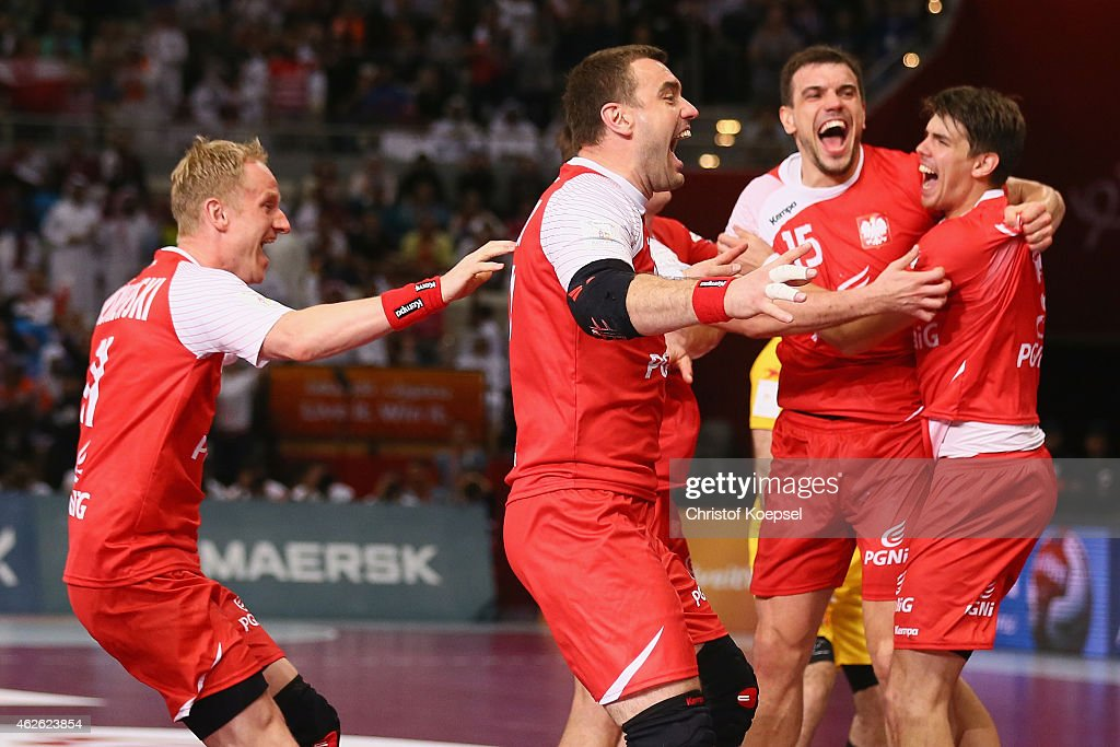Poland v Spain - Third Place Match: 24th Men's Handball World Championship