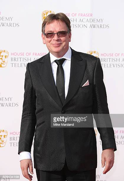 Adam Woodyatt arrives for the House Of Fraser British Academy Television Awards 2016 at the Royal Festival Hall on May 8 2016 in London England