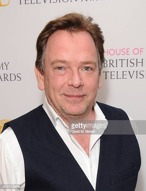 Adam Woodyatt attends the BAFTA Nominees Party at The Corinthia Hotel on April 22 2015 in London England
