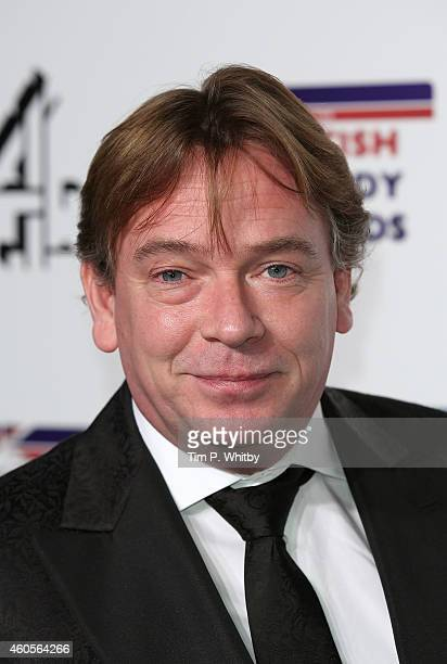 Adam Woodyatt attends The British Comedy Awards at Fountain Studios on December 16 2014 in London England