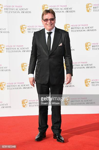Adam Woodyatt attends the House Of Fraser British Academy Television Awards 2016 at the Royal Festival Hall on May 8 2016 in London England