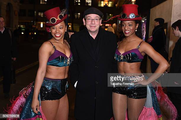 Adam Woodyatt attends the Press night for 'Cirque Berserk' at The Peacock Theatre on February 9 2016 in London England