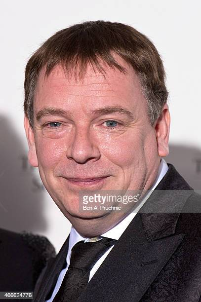 Adam Woodyatt attends the RTS Programme Awards at The Grosvenor House Hotel on March 17 2015 in London England