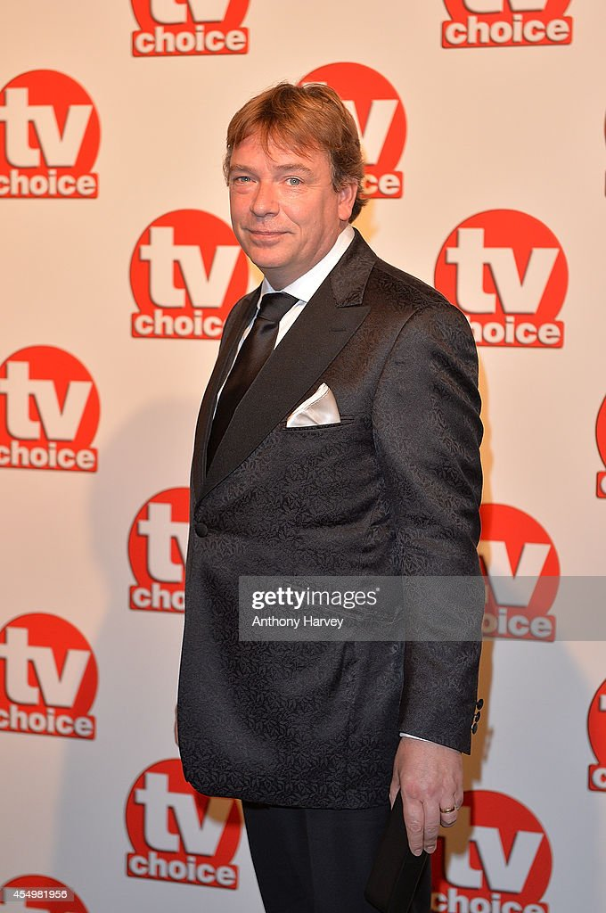 Adam Woodyatt attends the TV Choice Awards 2014 at London Hilton on September 8, 2014 in London, England.