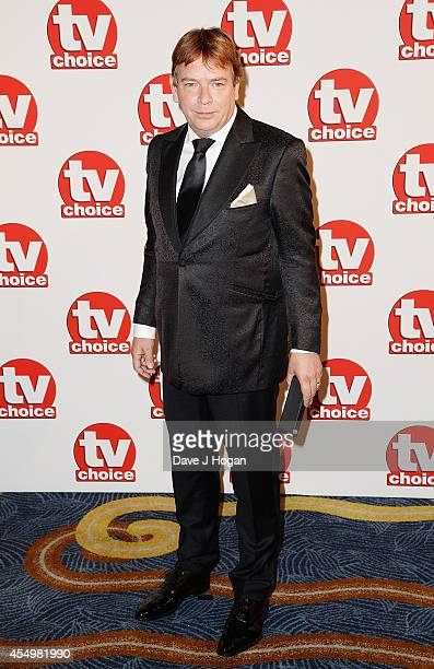 Adam Woodyatt attends the TV Choice Awards 2014 at London Hilton on September 8 2014 in London England