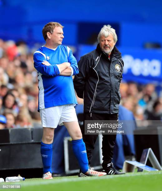Adam Woodyatt during the Bradley Lowery charity match at Goodison Park Liverpool PRESS ASSOCIATION Photo Picture date Sunday September 3 2017 See PA...