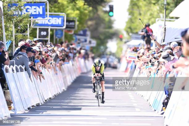 Adam Yates of Great Britain and Team MitcheltonScott rides during stage four of the 13th Amgen Tour of California 2018 San Jose / Morgan Hill a 347...