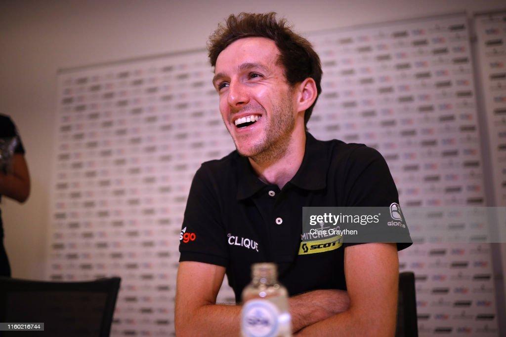 106th Tour de France 2019 - Team Mitchelton-Scott Press Conference : ニュース写真