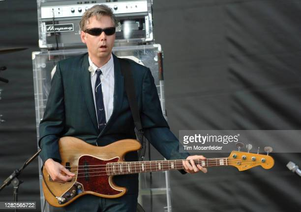 Adam Yauch and Mike D of Beastie Boys perform during day one of the Virgin Music Festival at Pimlico Racetrack on August 4, 2007 in Baltimore,...