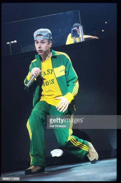 Adam Yauch , Beastie Boys, Vorst Nationaal, Brussels, Belgium, .