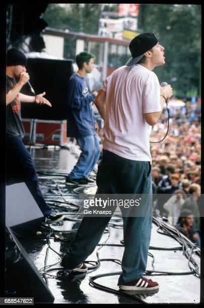 Adam Yauch Mike Diamond Adam Horovitz Beastie Boys Pukkelpop Festival Hasselt Belgium