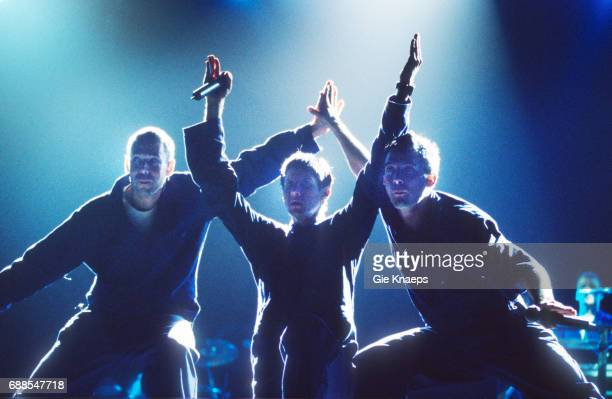 Adam Yauch , Mike Diamond , Adam Horovitz , Beastie Boys, Pukkelpop Festival, Hasselt, Belgium, .