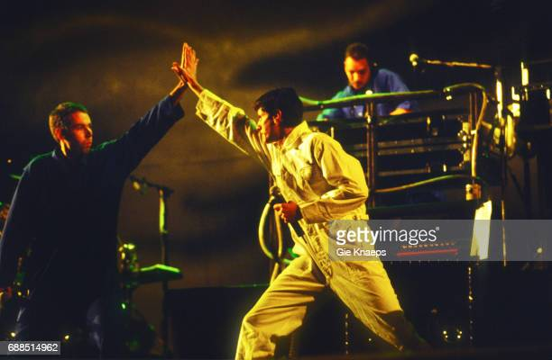 Adam Yauch Mike Diamond Adam Horovitz Beastie Boys Rock Torhout Festival Torhout Belgium