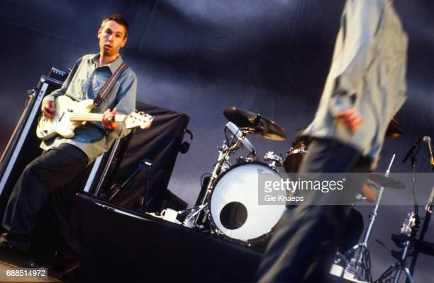 Adam Yauch Mike Diamond Adam Horovitz Beastie Boys Rock Werchter Festival Werchter Belgium