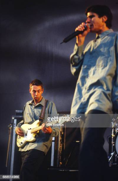 Adam Yauch Mike Diamond Adam Horovitz Beastie Boys Rock Werchter Festival Werchter Belgium
