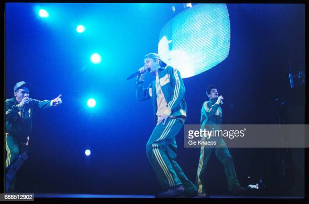 Adam Yauch Mike Diamond Adam Horovitz Beastie Boys Vorst Nationaal Brussels Belgium