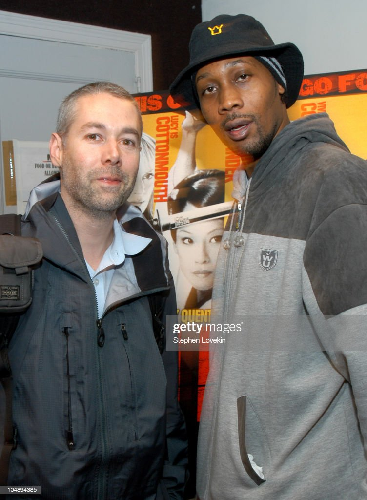 """""""Kill Bill"""" - Miramax's Private Screening Hosted By The RZA"""