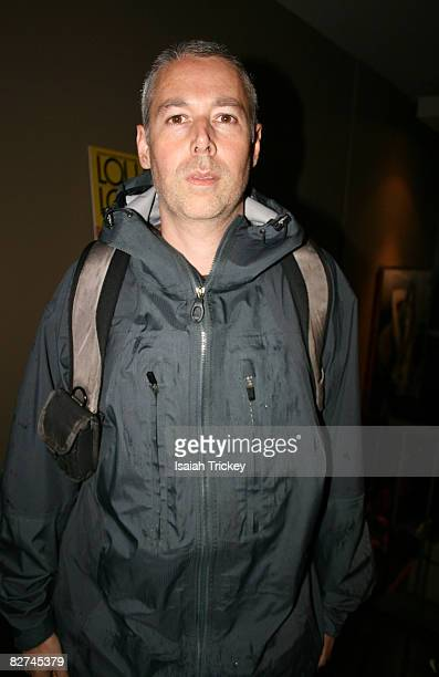 Adam Yauch of the Beastie Boys attends the Film Lounge party for Zack and Miri Make a Porno party September 7 2008 in Toronto Canada