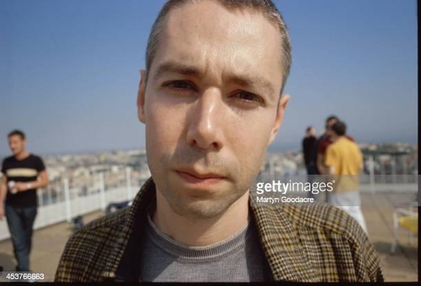 Adam Yauch of the Beatie Boys, portrait , Portugal, 1998.
