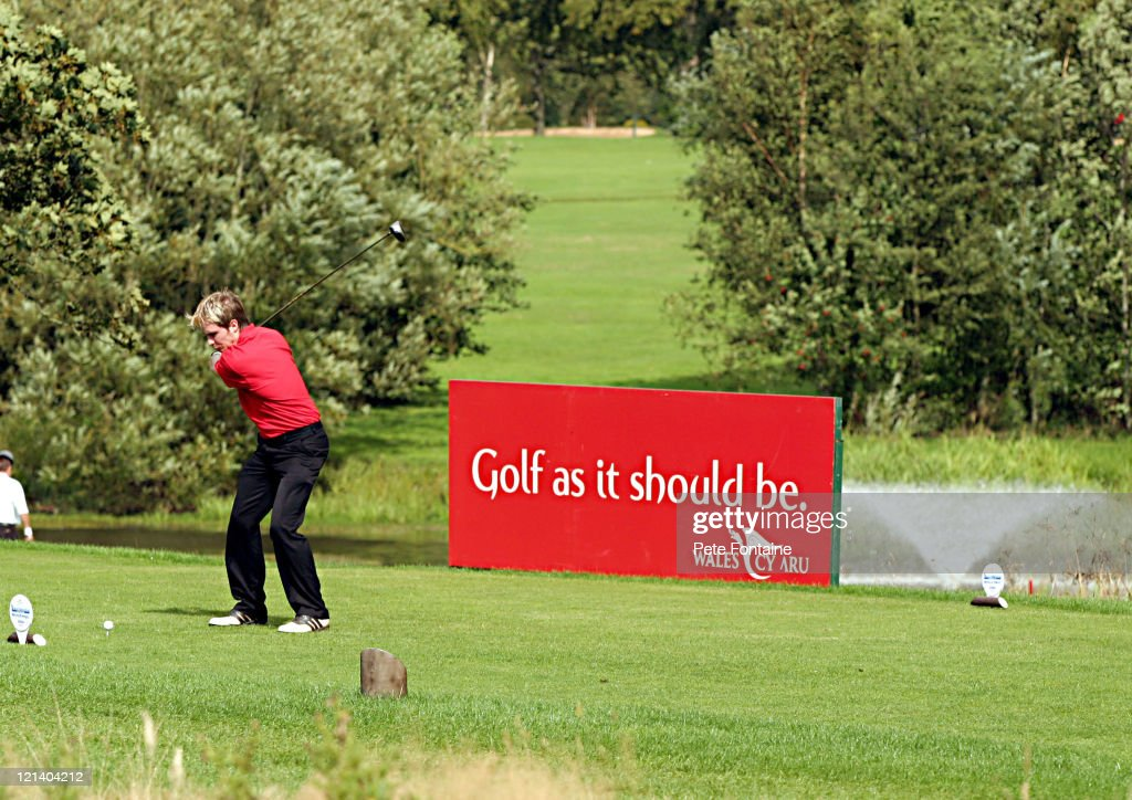 Amateur Golf - 2004 International Pairs World Final - Final Round