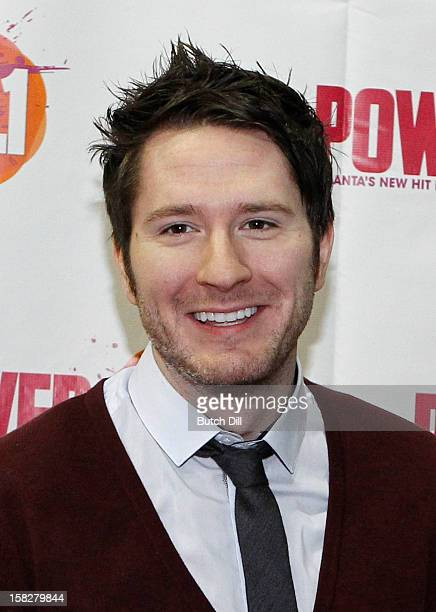 Adam Young of Owl City attends Power 961's Jingle Ball 2012 at the Philips Arena on December 12 2012 in Atlanta