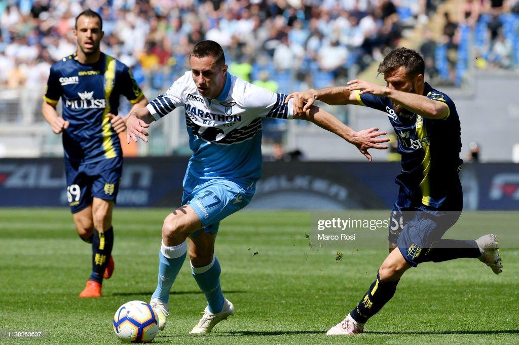 ITA: SS Lazio v Chievo - Serie A