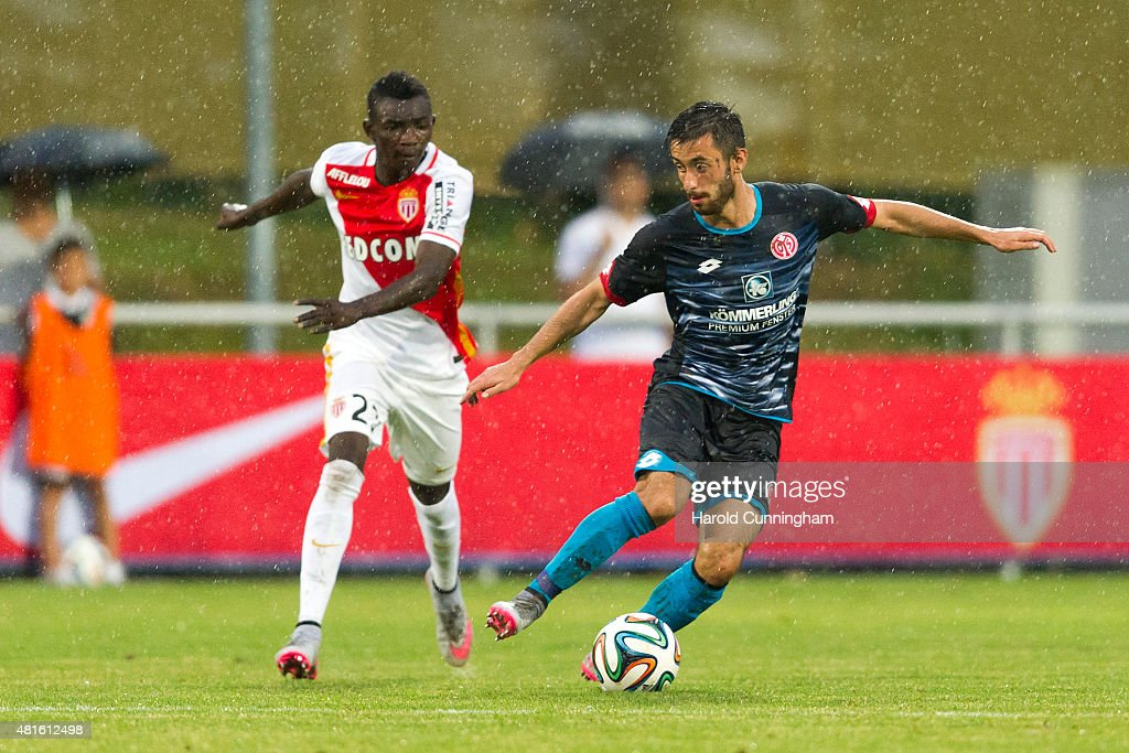 1. FSV Mainz 05 v AC Monaco - Pre-Season Friendly