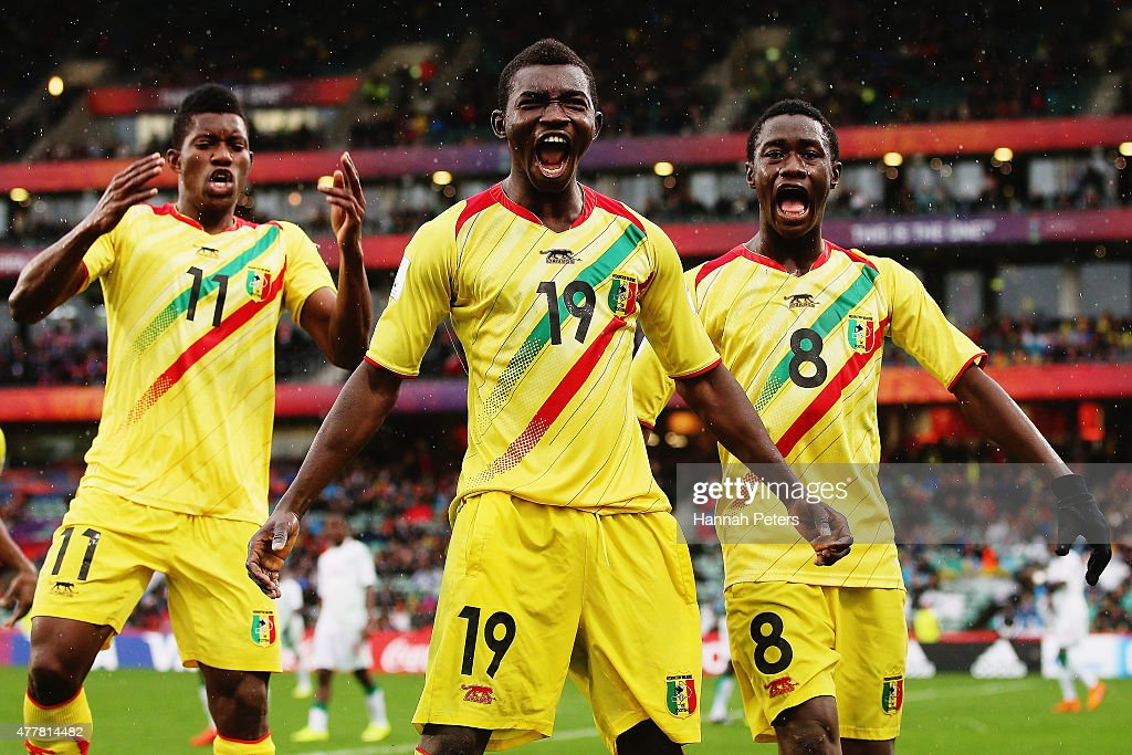 Senegal v Mali: Third Place Play-off - FIFA U-20 World Cup New Zealand 2015 : News Photo