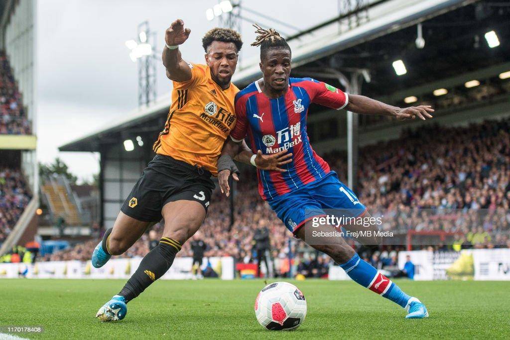 Crystal Palace v Wolverhampton Wanderers - Premier League : Nieuwsfoto's