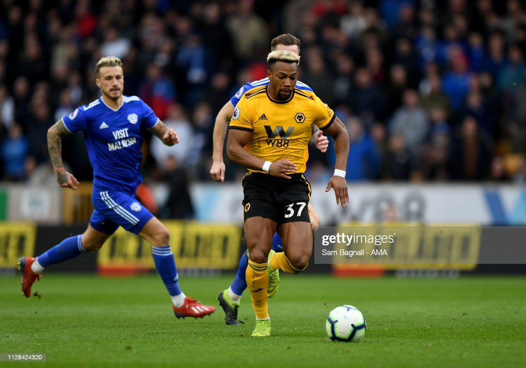 Wolverhampton Wanderers v Cardiff City - Premier League : News Photo
