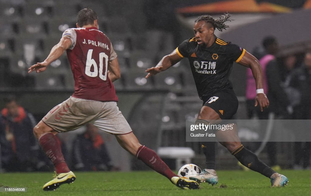 SC Braga v Wolverhampton Wanderers - Group K - UEFA Europa League : ニュース写真