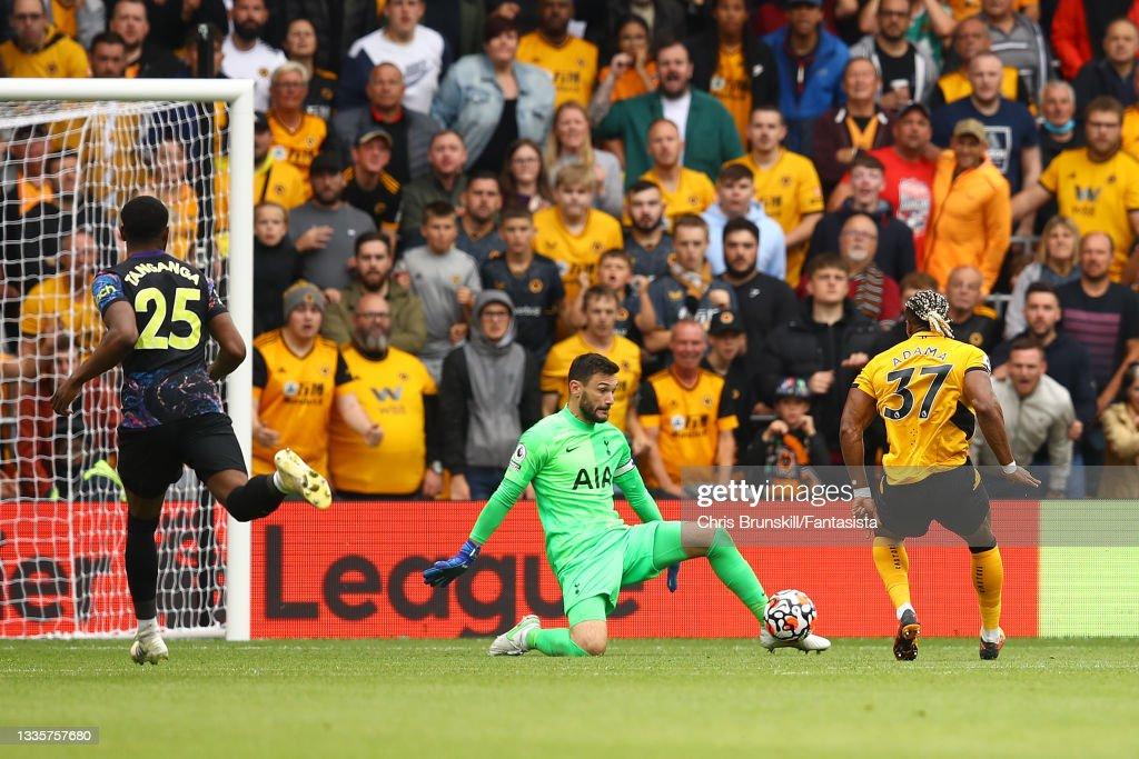 Wolverhampton Wanderers v Tottenham Hotspur - Premier League : News Photo