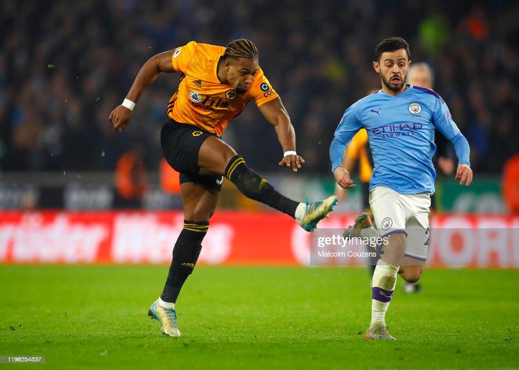 Wolverhampton Wanderers v Manchester City - Premier League : ニュース写真