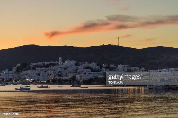 Adamantas, Milos Island, Greece