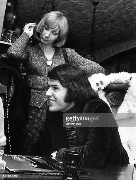 Adamo Salvatore *Saenger I mit seiner Ehefrau Nicole 1973