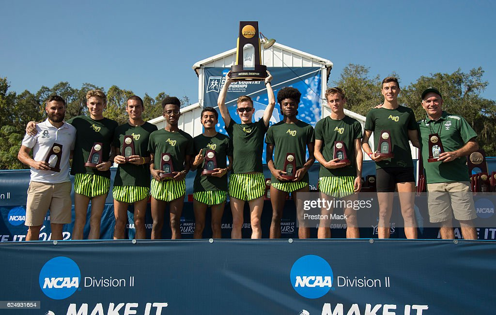 2016 NCAA Division II Men's & Women's Cross Country Championships : News Photo